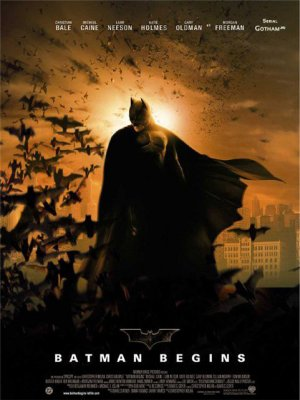 Batman Begins / Бэтмэн: Начало (2005)