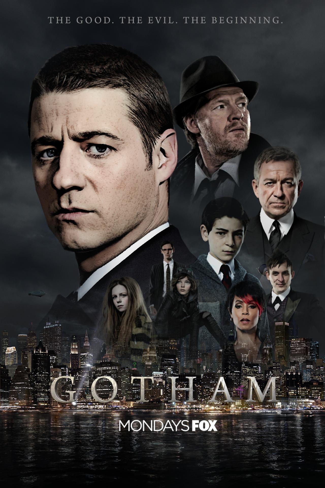 גותהאם עונה 1, פרק 5 [תרגום מובנה] / Gotham.S01E05
